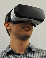 Senior Activities for Patients in Rehab - Why not try Virtual Reality for a Vacation