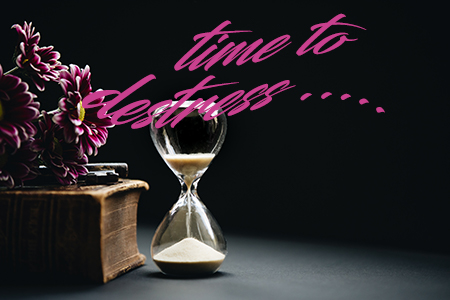 Make time for yourself - to succeed in managing caregiver stress in senior healthcare.
