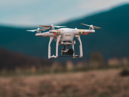 Saving lives with medical aerial drones